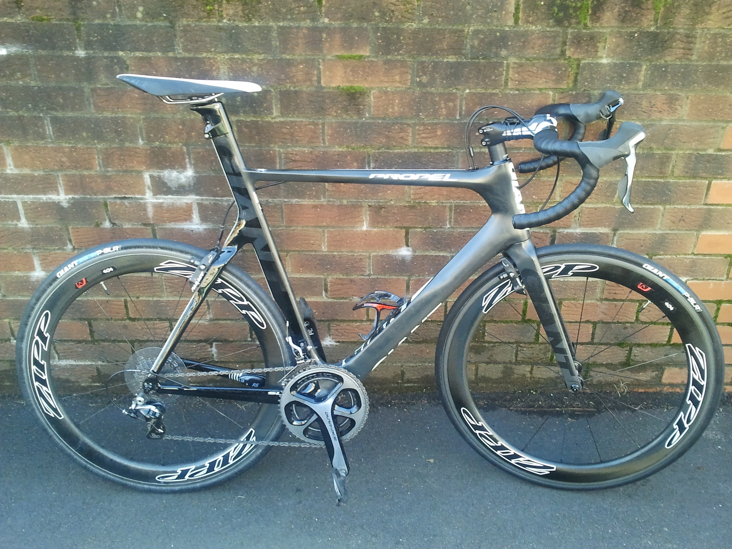 Giant Propel Advanced Sl 1 2014 Review The Wattmeister